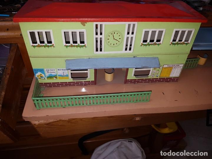 Trenes Escala: Estación de tren escala 0 - Foto 4 - 253472560