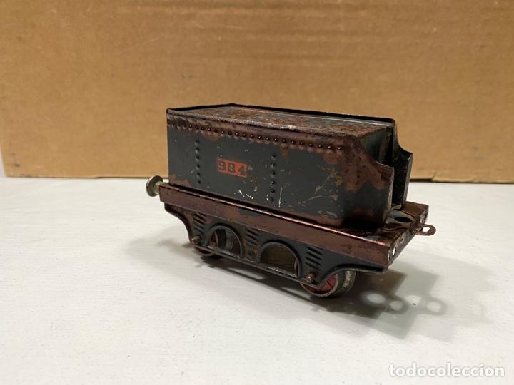 Trenes Escala: Tender Paya 984 - Foto 2 - 254997860