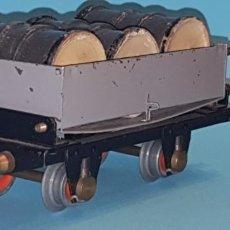 Trenes Escala: VAGON JOSFEL, ESCALA 0, AÑOS 40 (TIPO MANAMO, ELECTROTREN, RIBAS). Lote 257333105