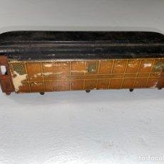 Comboios Escala: VAGON PAYA POSTES ET TELEGRAPHES CARROCERIA. Lote 257714330