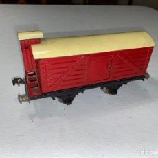 Comboios Escala: VAGON CARGA RICO CON GARITA. Lote 257714880