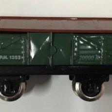 Trenes Escala: VAGÓN 1309 PAYA. Lote 261812040