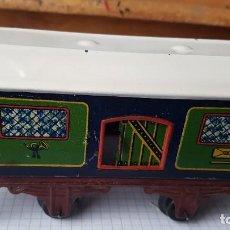 Trenes Escala: VAGÓN DE CORREOS ESCALA 0. Lote 262265320