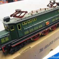 Trenes Escala: RENFE LOCOMOTORA PAYA ELECTRICA. Lote 262639910