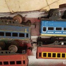Trenes Escala: 4 VAGONES DE ES LA 0. Lote 269735238