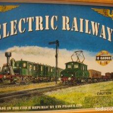 Trenes Escala: SET COMPLETO EN ESCALA 0. Lote 272861588