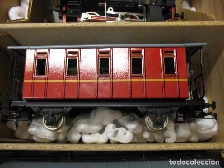 Trenes Escala: set completo en escala 0 - Foto 3 - 272861588