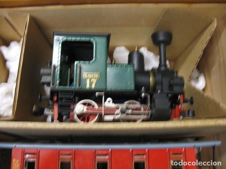 Trenes Escala: set completo en escala 0 - Foto 4 - 272861588