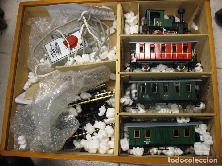 Trenes Escala: set completo en escala 0 - Foto 7 - 272861588