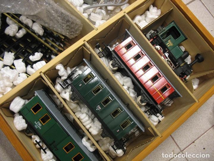 Trenes Escala: set completo en escala 0 - Foto 8 - 272861588