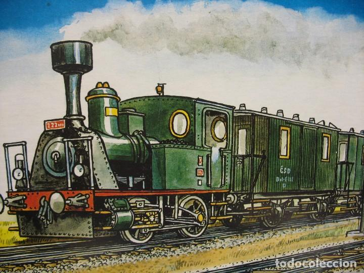 Trenes Escala: set completo en escala 0 - Foto 11 - 272861588