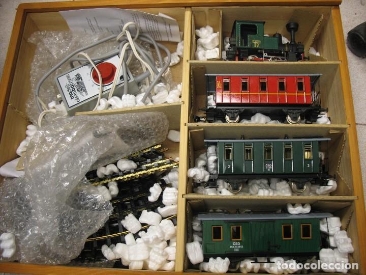 Trenes Escala: set completo en escala 0 - Foto 14 - 272861588