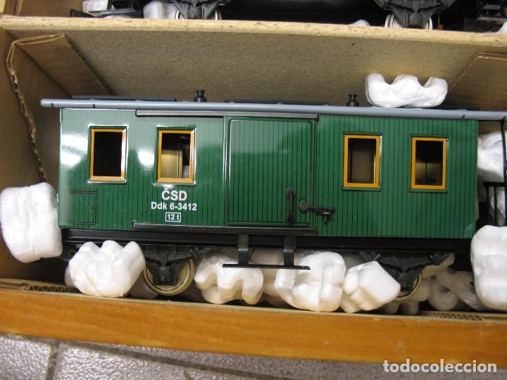 Trenes Escala: set completo en escala 0 - Foto 15 - 272861588