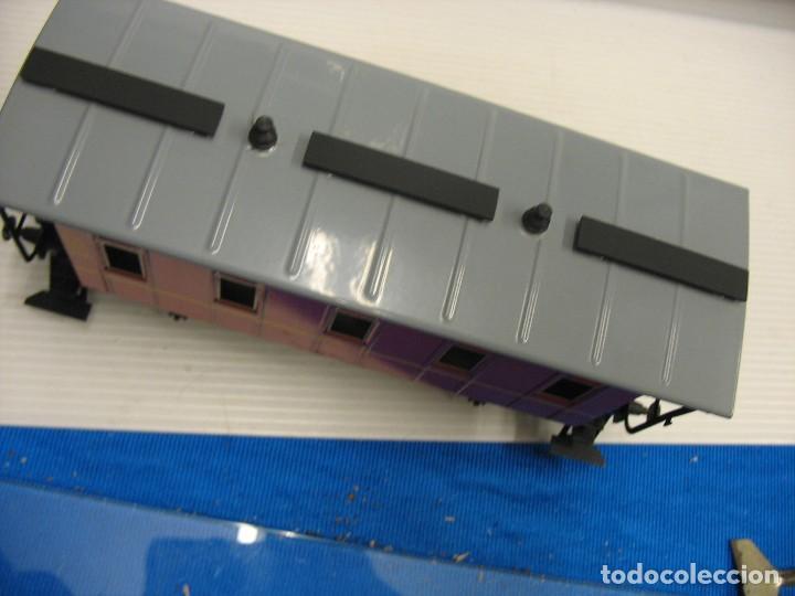 Trenes Escala: set completo en escala 0 - Foto 17 - 272861588