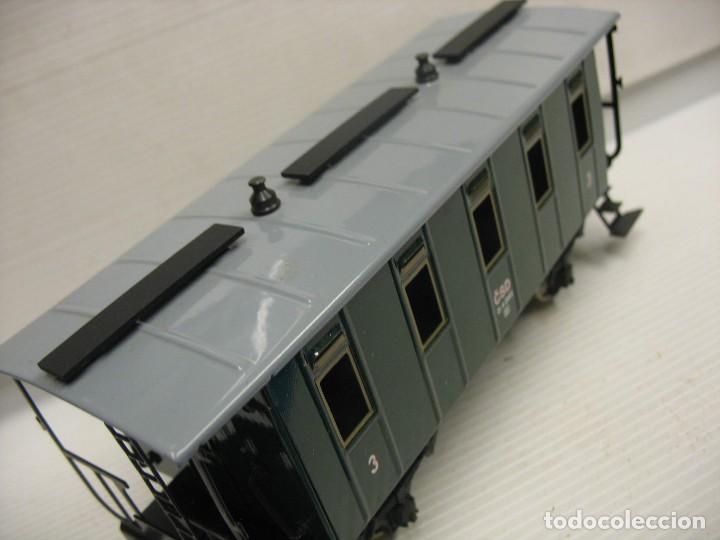 Trenes Escala: set completo en escala 0 - Foto 20 - 272861588