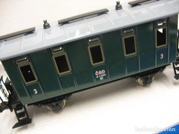 Trenes Escala: set completo en escala 0 - Foto 22 - 272861588