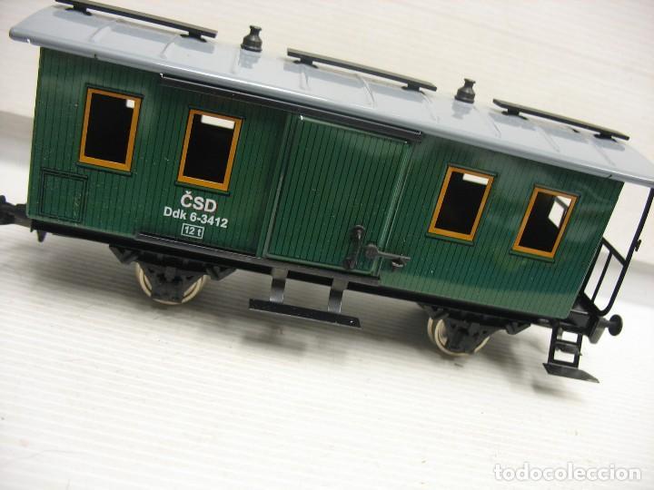 Trenes Escala: set completo en escala 0 - Foto 23 - 272861588