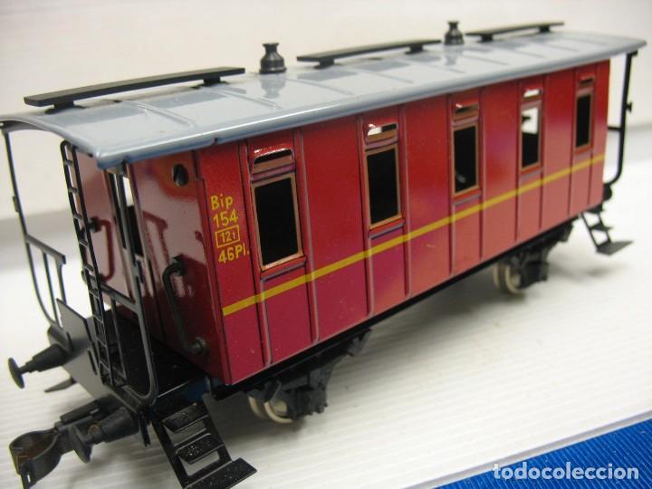 Trenes Escala: set completo en escala 0 - Foto 29 - 272861588