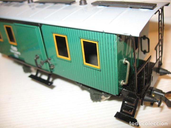 Trenes Escala: set completo en escala 0 - Foto 34 - 272861588