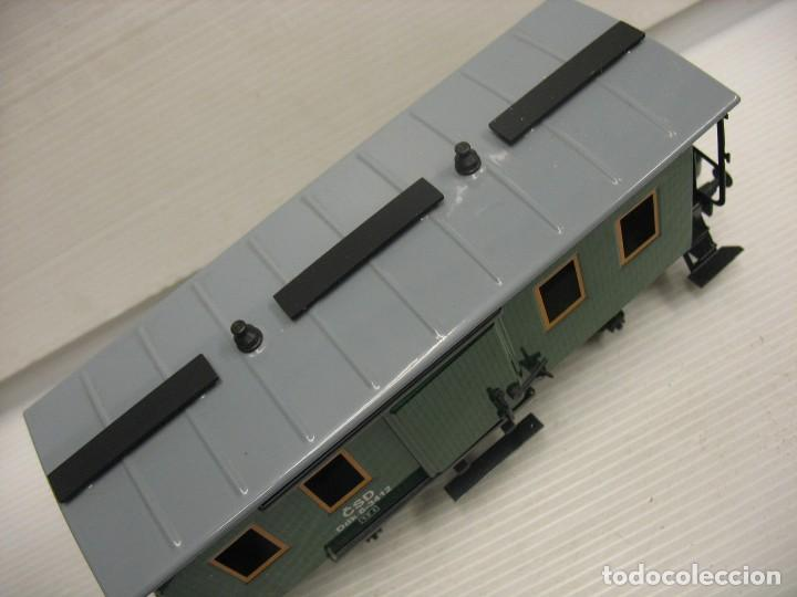 Trenes Escala: set completo en escala 0 - Foto 35 - 272861588