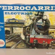 Trenes Escala: TREN FERROCARRIL ELECTRICO ESCALA 0 - PAYA REF. 2568. Lote 277023668