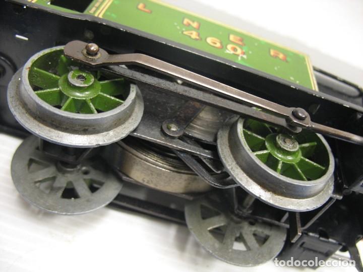 Trenes Escala: locomotora hornby a cuerda - Foto 6 - 278963573