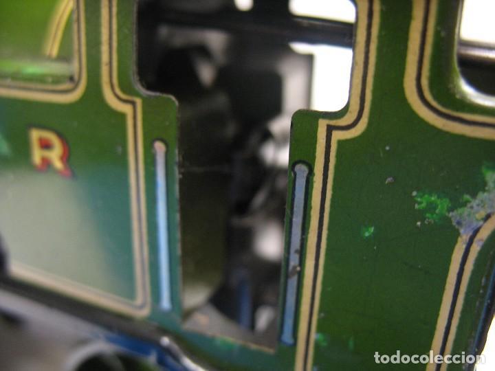 Trenes Escala: locomotora hornby a cuerda - Foto 8 - 278963573