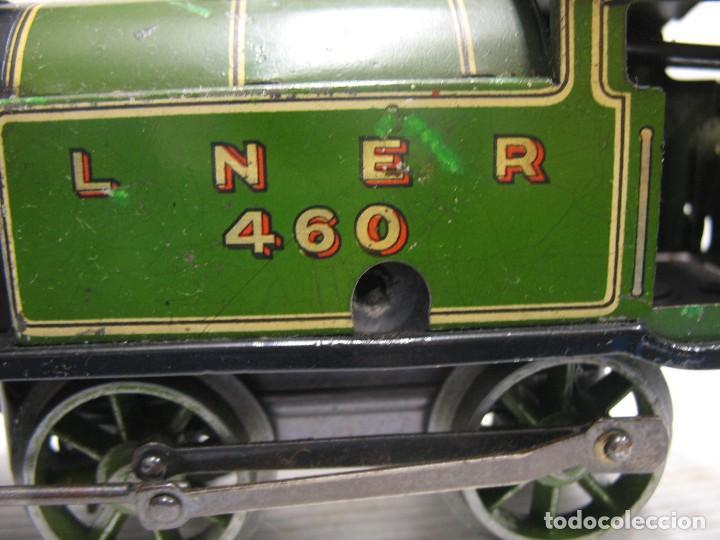 Trenes Escala: locomotora hornby a cuerda - Foto 9 - 278963573