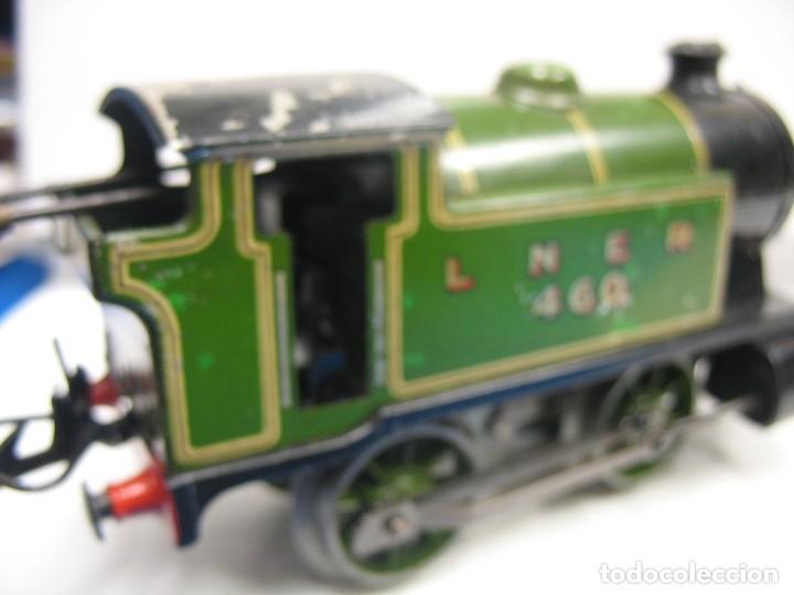 Trenes Escala: locomotora hornby a cuerda - Foto 12 - 278963573