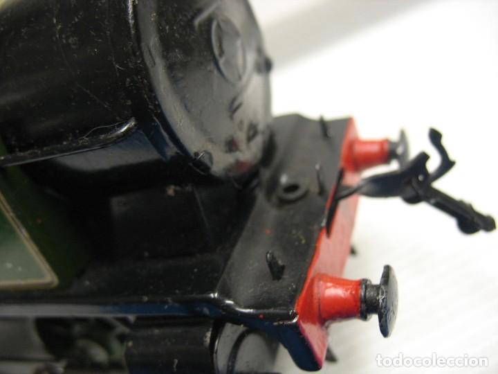 Trenes Escala: locomotora hornby a cuerda - Foto 14 - 278963573