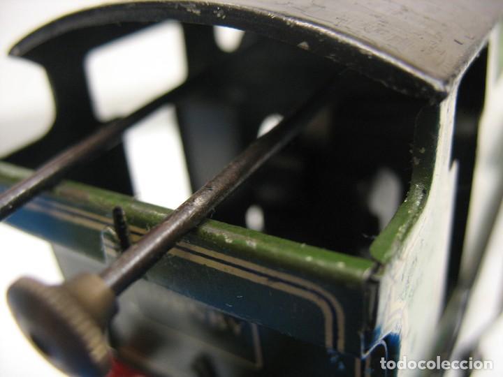 Trenes Escala: locomotora hornby a cuerda - Foto 15 - 278963573