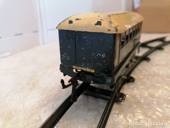 Trenes Escala: Vagón Pullman de Hornby escala 0 - Foto 6 - 287956033