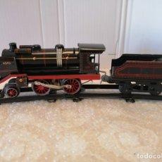 Trenes Escala: LOCOMOTORA ELÉCTRICA DE JEP Y TENDER ESCALA0. Lote 288104643