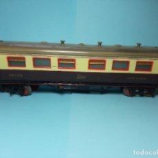 Trenes Escala: PAYA, VAGÓN COCHE BUTACAS 1376, CON LUZ. Lote 289313993