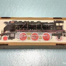 Trenes Escala: CAJA LOCOMOTORA SANTA FE 1101 TREN PAYA. Lote 289846953