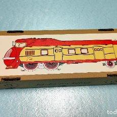 Trenes Escala: CAJA AUTOMOTOR TRACTOR TREN PAYA ESCALA 0. Lote 289847373