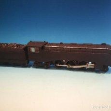 Trenes Escala: LOCOMOTORA CARENADA. FABRICADA POR ROSDEVALL. MOTORIZACIÓN MÄRKLIN. Lote 292142168