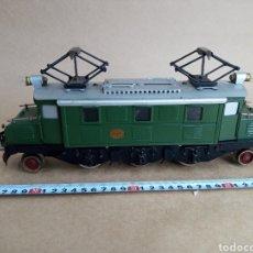 Trenes Escala: MAQUINA JOSFEL. CORRIENTE CONTINUA. FUNCIONA PERFECTAMENTE.. Lote 295643003