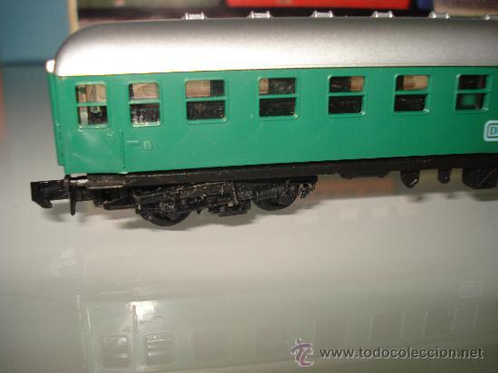 Trenes Escala: MUY ANTIGUO COCHE VIAJEROS -ARNOLD- en escala N. - Foto 2 - 25172089