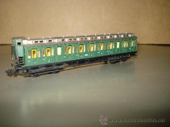 Trenes Escala: Coche Prusiano a Compartimentos 3ª Clase con Garita Guardafrenos de la KPEV en escala *N* de ARNOLD. - Foto 2 - 27011885
