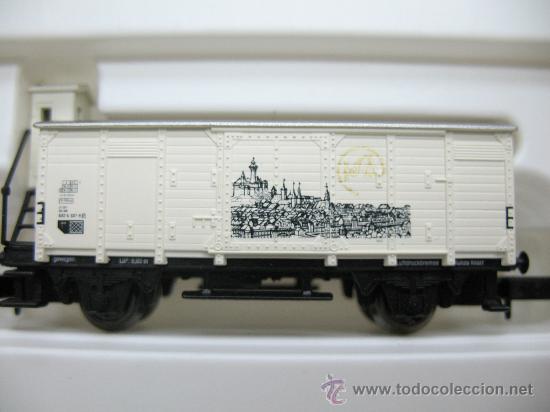 Trenes Escala: ARNOLD N REF: 0243 - VAGONES VARIADOS DE MERCANCIAS - ESCALA N - Foto 4 - 27826903