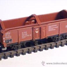 Trenes Escala - vagon mercancias abierto arnold escala N de la db dos ejes - 31754491