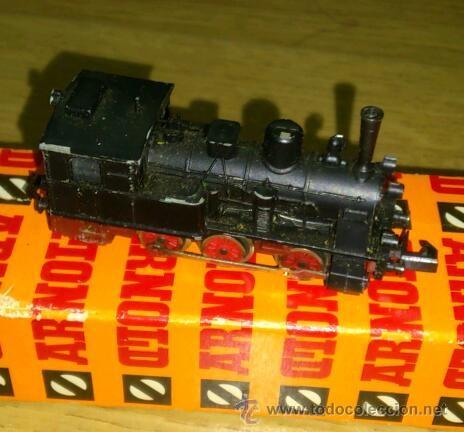 Trenes Escala: locomotora arnold - Foto 2 - 43283670