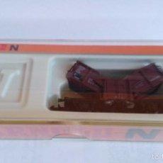 Trenes Escala: VAGON DE TREN ESCALA N ARNOLD 4484. Lote 55401309