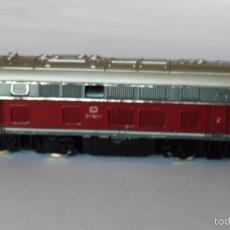 Trenes Escala: LOCOMOTORA ARNOLD RAPIDO BR217-001-7. Lote 56938898