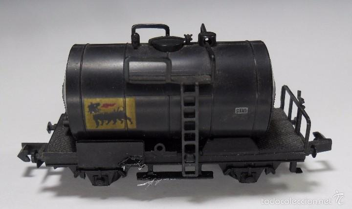 Trenes Escala: ARNOLD N - Vagón Cisterna AGIP - Foto 2 - 60955287
