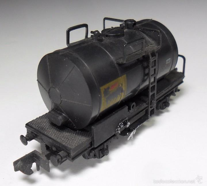 Trenes Escala: ARNOLD N - Vagón Cisterna AGIP - Foto 3 - 60955287