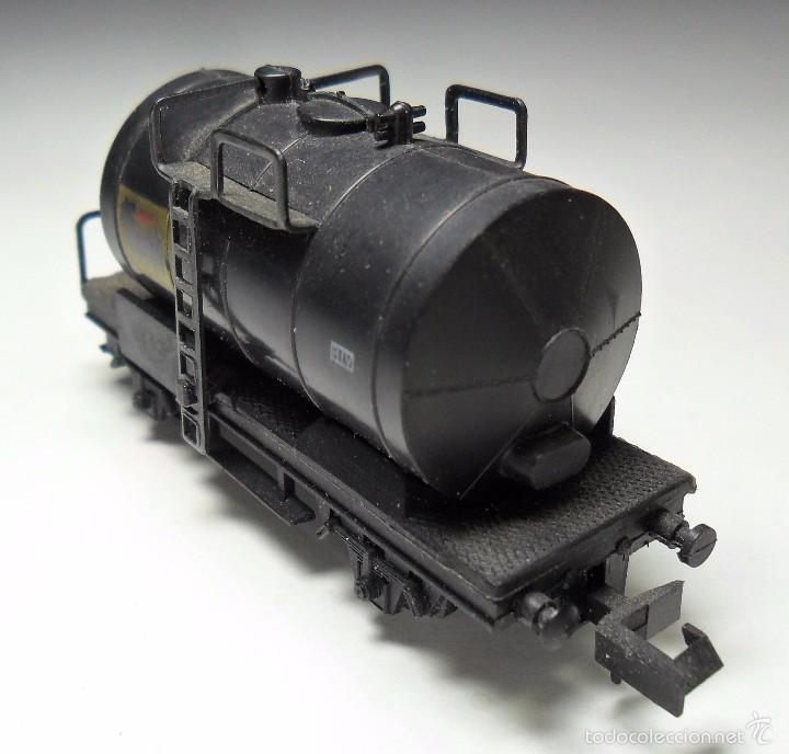 Trenes Escala: ARNOLD N - Vagón Cisterna AGIP - Foto 4 - 60955287