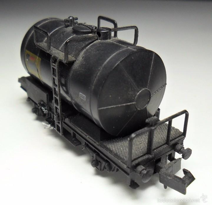 Trenes Escala: ARNOLD N - Vagón Cisterna AGIP - Foto 5 - 60955287