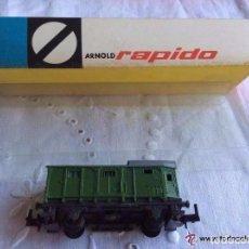 Trenes Escala: VAGÓN ARNOLD RAPIDO, 5 CM ,IDEAL COLECCIONISTAS. Lote 75711939